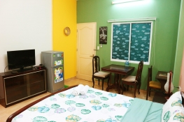 Rent 1 bedroom apartment in Nguyen Dinh Chieu, Quan 1