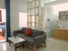 Service Apartment in Binh Thanh District